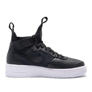 New! Nike Wmns Air Force 1 Ultraforce MID Size 10